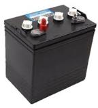 forklift gel battery