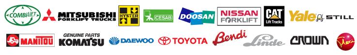 Forklift Parts Brands