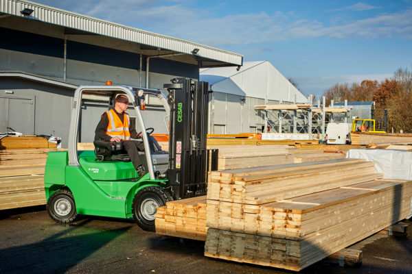 forklift truck safety and maintenance