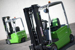 Forklift truck finance