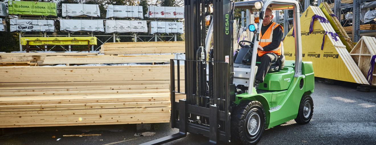 Forklift truck job vacancies