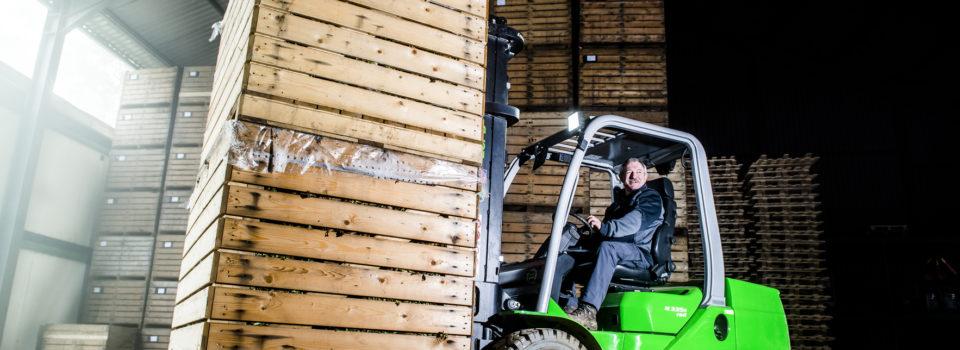 CESAB M300H Forklift Trucks