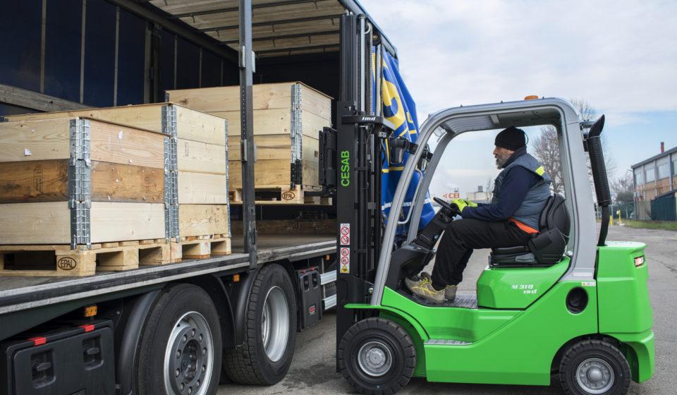 CESAB M300TC Forklift Trucks