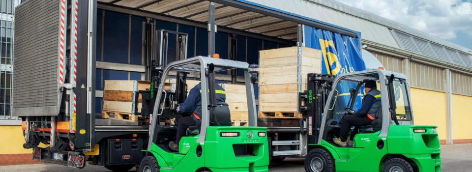 CESAB M300 Forklift Truck