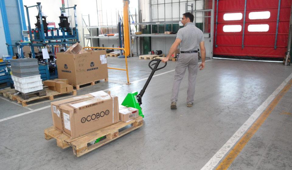 CESAB Low lifting hand pallet trucks